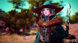 Видео к игре Black Desert из публикации: Знакомимся поближе с новыми персонажами Black Desert: Wizard и Witch