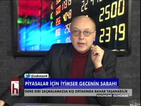 Dr. Cüneyt Akman'la Ekonomi: Piyasalar için iyimser gecenin sabahı