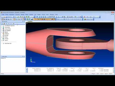 Siemens FEMAP - 11.1 Customer Driven Enhancements