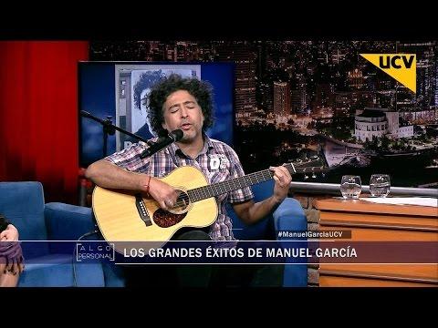 """video Revive un gran momento musical con Manuel García en """"Algo Personal"""""""