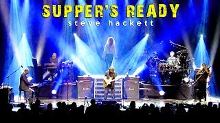 Steve Hackett - Supper's Ready (Genesis Revisited, Live at Royal Albert Hall)