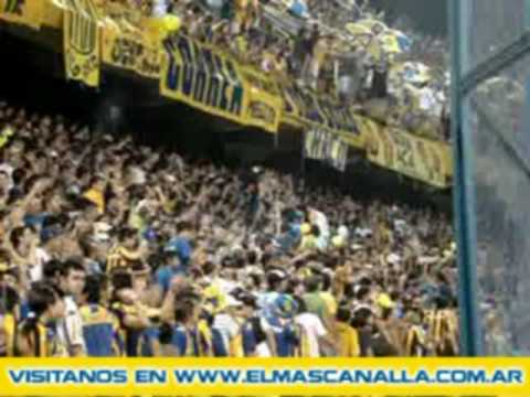 Video - VIDEO DE LA GENTE | ROSARIO CENTRAL - LOS GUERREROS | VS HURACAN | PARTE 02/02 - Los Guerreros - Rosario Central - Argentina