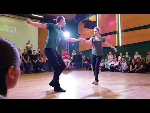 Kiwi Fest Open Strictly Ekaterina&Lukas 2nd place (видео)