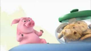 Ormie The Pig Wants A Cookie!