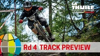 La Thuile Italy  city images : EWS 4: Alpine Excellence. La Thuile Track Preview, Italy