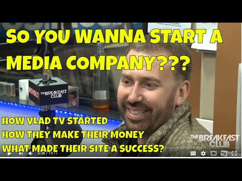So You Wanna Start an Online Magazine or Media Company? An Inside Look at Vlad TV from DJ Vlad