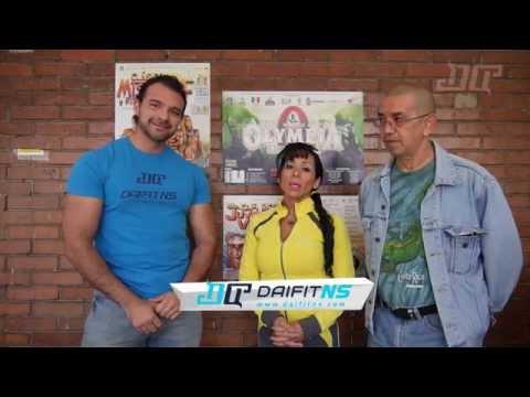 Información y bases para Mr. Olympia amateur México 2014