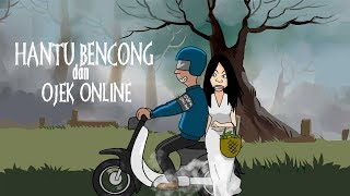 Video Kartun Horor - Hantu Bencong dan Ojek Online MP3, 3GP, MP4, WEBM, AVI, FLV Maret 2018
