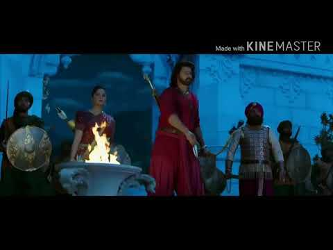 Bahubali 2 fight scene