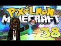 SUPER BATTLE SHOWDOWN Minecraft Pixelmon Adventure #38 w/ JeromeASF & BajanCanadian