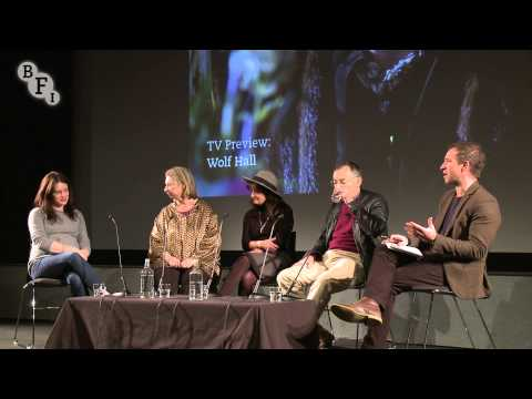 Wolf Hall Q&A with Hilary Mantel and Claire Foy | BFI