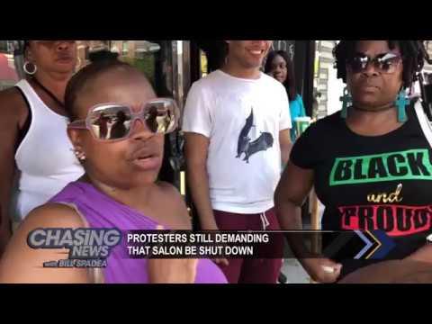Nail salon - More Tension Over Salon Brawl in Brooklyn
