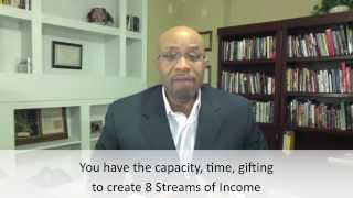 Creating 8 Income Streams