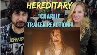 HEREDITARY TRAILER (2018) - 'Charlie' - REACTION!!! by The Reel Rejects