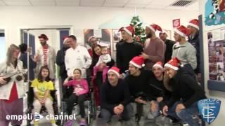 Preview video Gli auguri di Natale dell´Empoli Fc