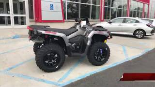 5. 2018 Can Am OutLander XT 650 | First Look