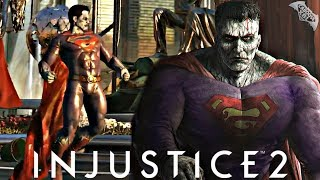 Injustice 2 - Bizzaro Premier Skin REVEALED! The Official Gameplay Trailer for Starfire, the third DLC Character in Injustice 2 was revealed today. In that gameplay trailer, we got a snippet, revealing what is a brand new Premier Skin in Injustice 2, Bizarro! We not only got the reveal, but there is some Injustice 2 Bizzaro gameplay seen in the Starfire reveal trailer!Props to the original artist of the Bizarro image used in the thumbnail, check out more of their work here: https://www.artstation.com/artist/tiger_999★:Follow me on Twitter: https://twitter.com/Caboose_XBL★:Like me on Facebook: https://www.facebook.com/CabooseXBL★:Follow me on Instagram: http://instagram.com/caboose_xbl★:Intro Created By: https://www.youtube.com/user/COMIXINEMA and https://www.youtube.com/user/nighthawkjonzey2Like, Favourite, Comment and Subscribe!Build and power up the ultimate version of your favorite DC legends in INJUSTICE 2. With a massive selection of DC Super Heroes and Super-Villains, INJUSTICE 2 allows you to personalize iconic DC characters with unique and powerful gear. Take control over how your favorite characters look, how they fight, and how they develop across a huge variety of game modes. This is your Legend. Your Journey. Your Injustice.