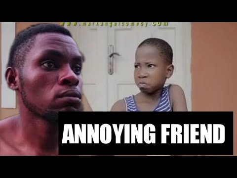 The annoying friend😂(mark angel comedy) (Leap comedy ) (xploit Comedy)(Nigerian comedy)