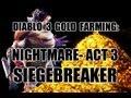 Nightmare Gold Farming