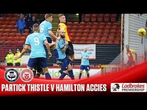 Highlights: Partick Thistle 2-2 Hamilton Academical ...