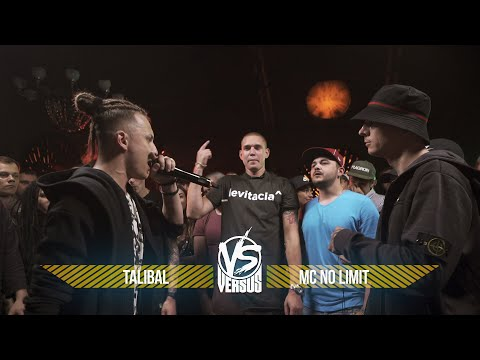 VERSUS GAZ: Talibal VS MC No Limit (BPM) (видео)