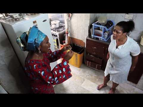 OGA AND EKAITE'S PANT ( SHAFFY BELLO IN HILARIOUS SKIT)