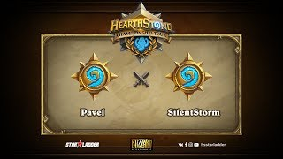 Pavel vs SilentStorm, game 1
