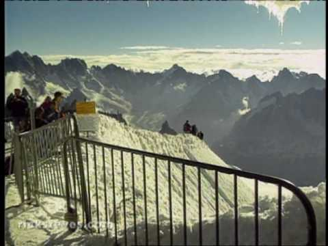 Alps of France and Switzerland – Mont Blanc
