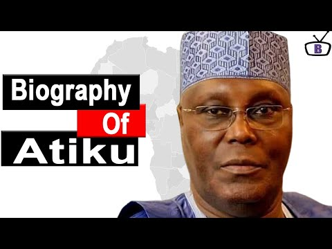 Biography of Atiku Abubakar, Net Worth, Family, Businesses