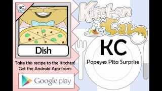 KC Popeyes Pita Surprise YouTube video