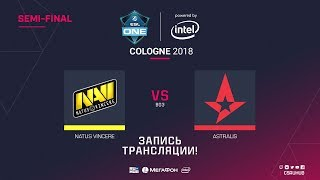 Na`Vi vs Astralis - ESL One Cologne 2018 - map2 - de_nuke [ceh9, Enkanis]
