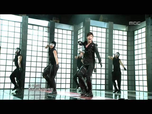 TVXQ - Maximum, 동방신기 - 맥시멈, Music Core 20110305