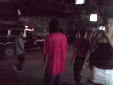Fight Aftermath, Chaweng Beach Koh Samui Thailand