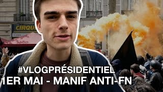 Video Manifestation anti-FN à Paris - 1er mai - #VlogPrésidentiel - Épisode 4 MP3, 3GP, MP4, WEBM, AVI, FLV Agustus 2017