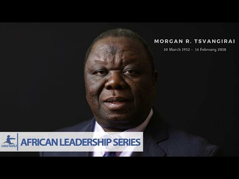 Leadership quotes - Last Speech of African Hero Morgan Tsvangirai  Proves He Got His Wish Before Dying