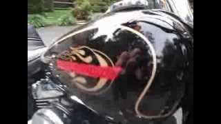 9. Harley Davidson FXDWG Dyna Wide Glide 1998 only 2150 miles!!!