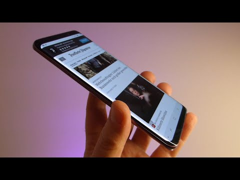 Samsung Galaxy S9+: Samsungs neues Flaggschiff  im  ...