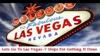 Here is a video I made to show you how to get to Las Vegas. The video covers booking an airline and hotel rooms and more.Pixelland,Call To Adventure,Vivacity,Electro Cabello,Breakdown,Carefree,Big Rock,Danger Storm, AcidJazz, Kevin MacLeod (incompetech.com)Licensed under Creative Commons: By Attribution 3.0 Licensehttp://creativecommons.org/licenses/by/3.0/Thanks for watching and have a great day.