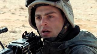 Generation Kill--rap and hunter-killer rpg team