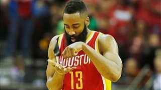 James Harden's Fan Voted Top 10 Plays of 2014-2015 Season