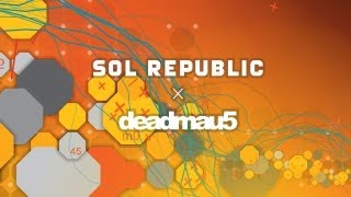 Joshua Davis creating the deadmau5 x SOL REPUBLIC headphones pt 2