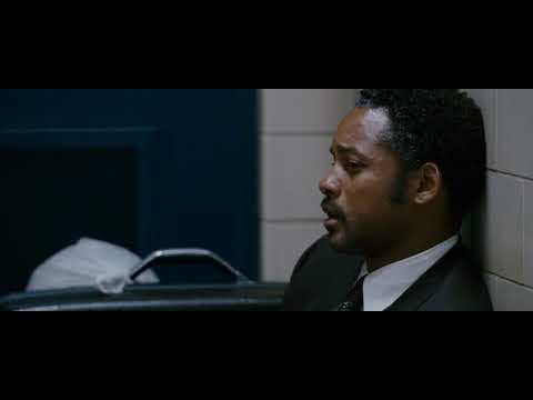 Bathroom Scene - The Pursuit of Happyness 2006