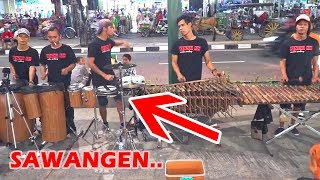 Video SAWANGEN - Permainan Ketipung & Drum-nya Seru bro!! CAREHAL ANGKLUNG MALIOBORO (Via Vallen /Wandra) MP3, 3GP, MP4, WEBM, AVI, FLV April 2019
