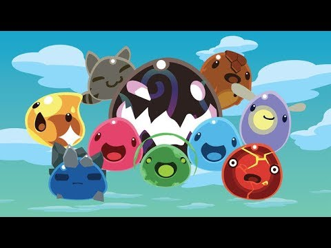 EXPANDING THE FARM!  Slime Rancher
