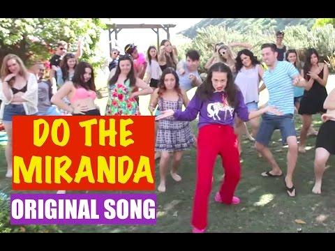 DO THE MIRANDA! – Original song by Miranda Sings