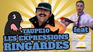 Video TOP 10 des EXPRESSIONS RINGARDES mais marrantes feat. Les Express'ions MP3, 3GP, MP4, WEBM, AVI, FLV Juni 2017