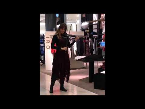 Violin Rendition of KANYE WEST 'Flashing Lights'