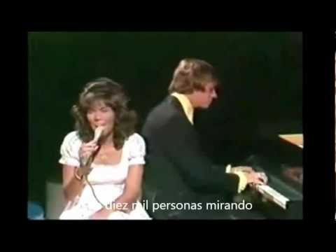 A song for you - The Carpenters subtitulos  español