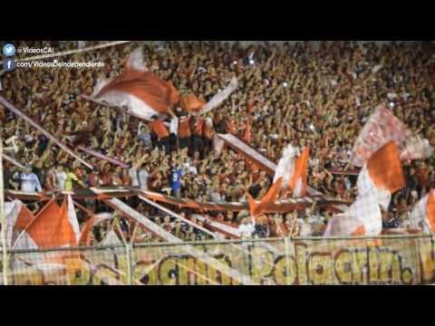 Independiente 2 - 0 Godoy Cruz | la hinchada! - La Barra del Rojo - Independiente