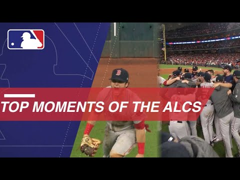 Video: Top 10 moments from the 2018 ALCS